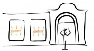 księgarnio-kawiarnie-agencja promocyjna OKO